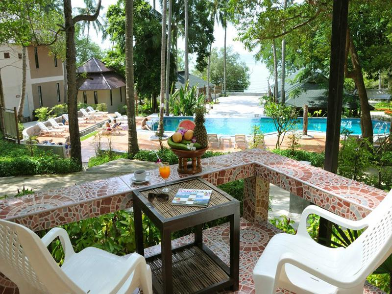 Hotel image Anyavee Railay Resort