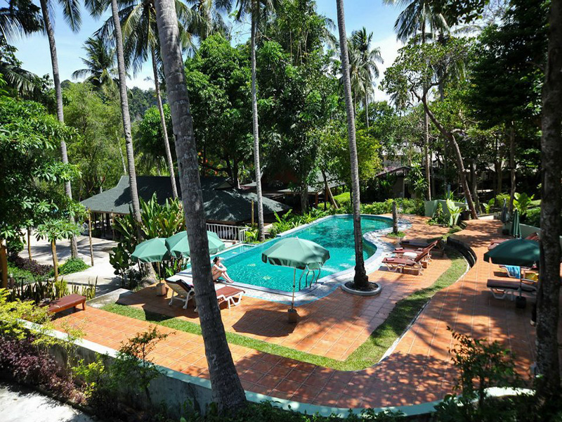 Отель Рядом Anyavee Railay Resort