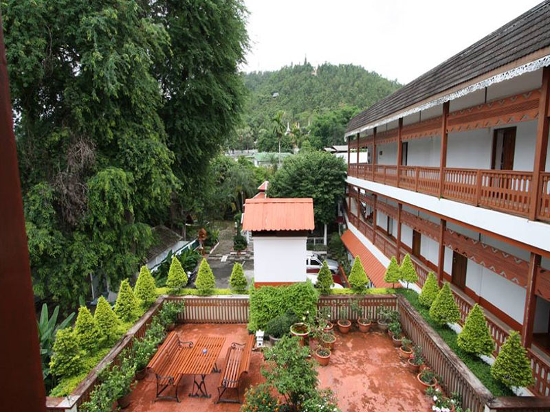 Hotels Nearby Baiyoke Chalet