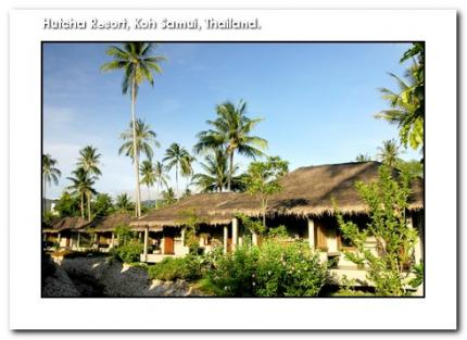 Hutcha Resort
