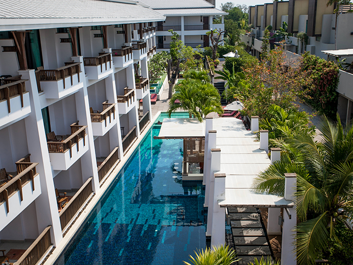 סמוך למלון Hua Hin Mantra Resort
