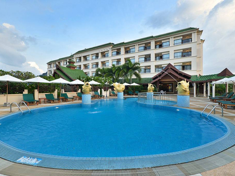 Hotels Nearby Krabi Heritage Hotel