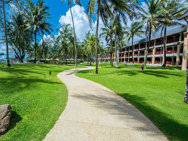 Hoteles Katathani Beach Resort