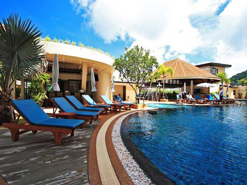 Hotels Nearby Palmyra Patong