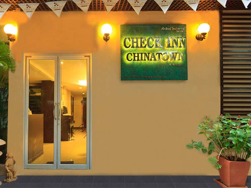 iCheck Inn Regency Chinatown