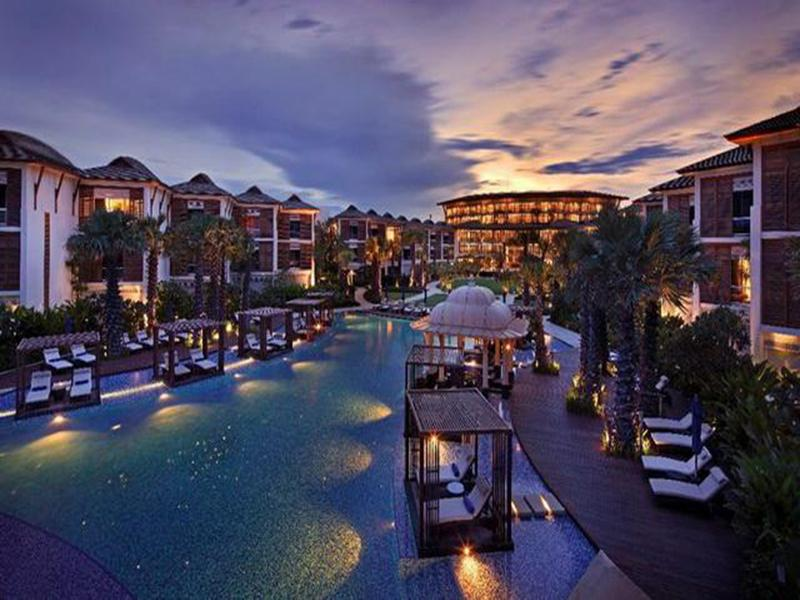 Hoteles Intercontinental Hua Hin Resort