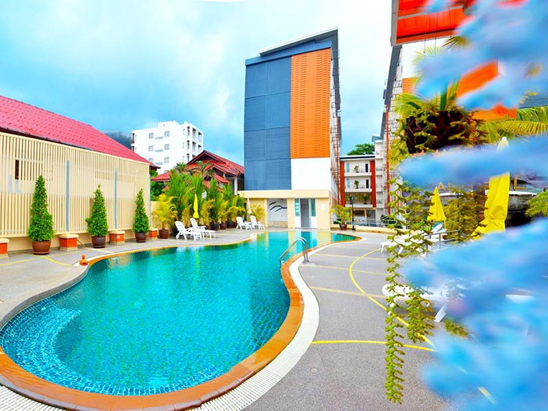 Hotels Nearby Andatel Patong