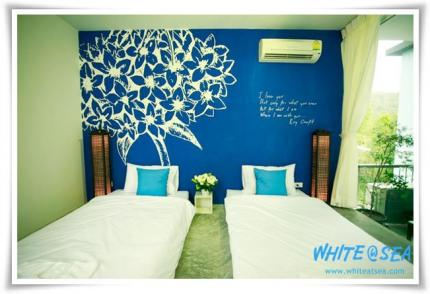 White @ Sea Resort