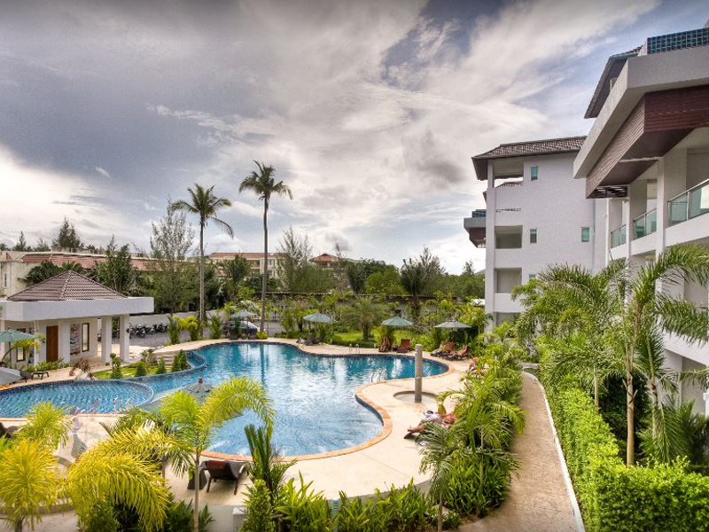Hotels Nearby Bangtao Tropical Residence