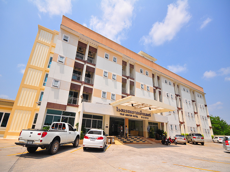 Image Hotel Trat Center Hotel