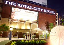 The Royal City