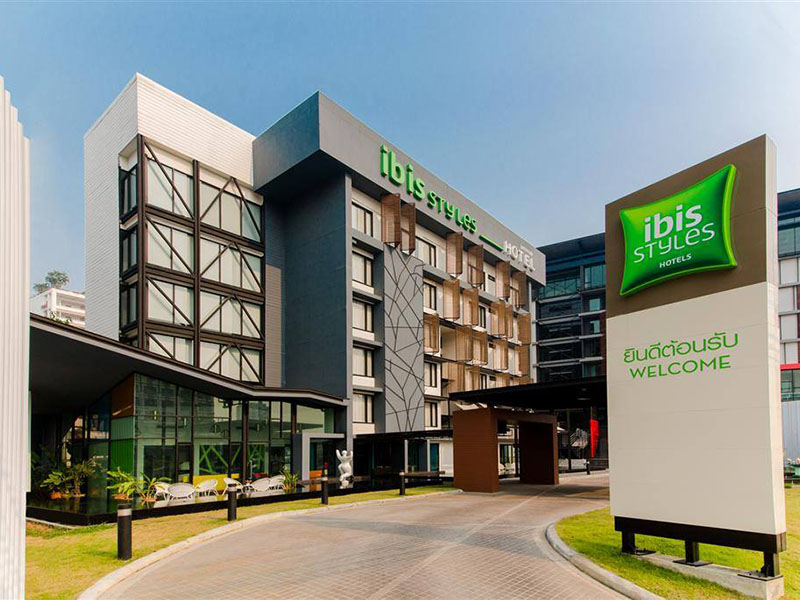 Hotels Nearby Ibis Styles Chiang Mai