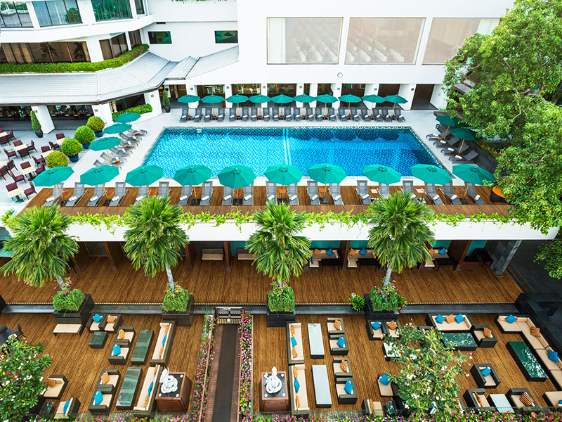 Royal Orchid Sheraton - Towers Bangkok