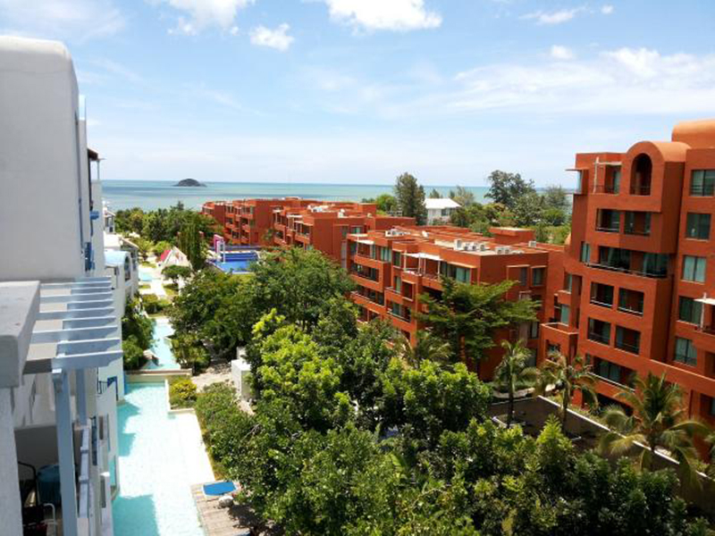 Hotels Nearby Chelona Playground Pool and Sea View