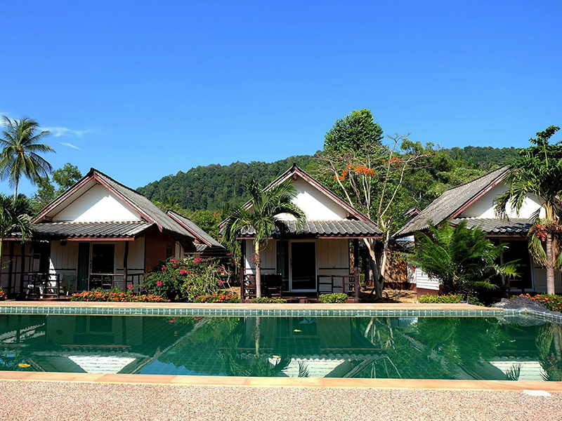 Hotels Nearby Lanta Scenic Bungalows