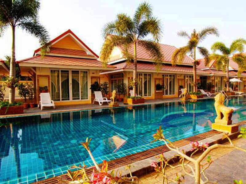Hotels Nearby Jasmine Hua Hin Hillside