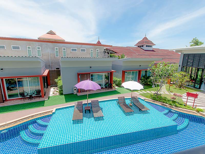 Hotels Nearby Milano HuaHin