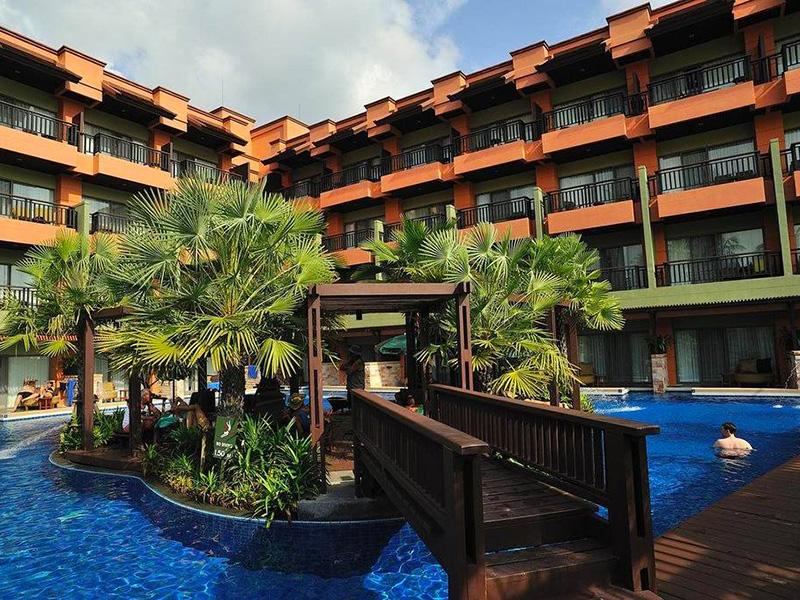 Hotel Patong Merlin Hotel