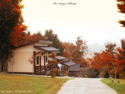 Pai Happy Village