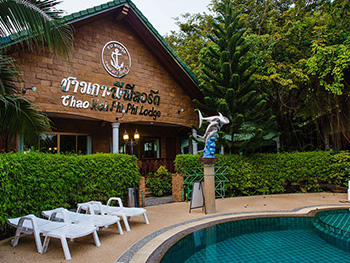 Chaokoh Phiphi Lodge