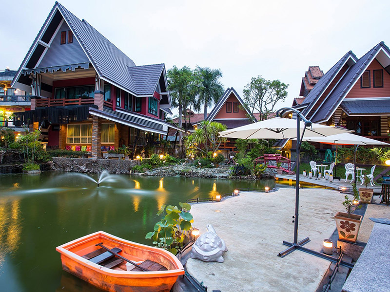 Hotels Nearby Is Am O Chiang Mai