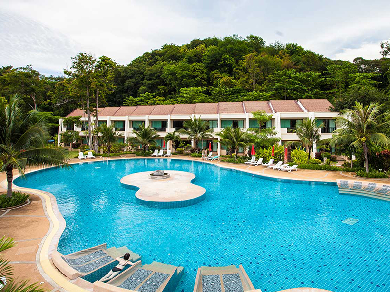 Hotels Nearby Lanta Resort