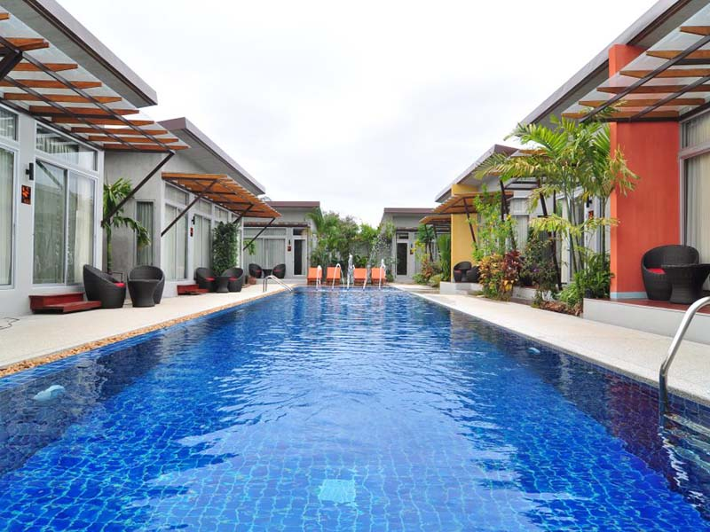 Hotels Nearby Phu NaNa Boutique Hotel