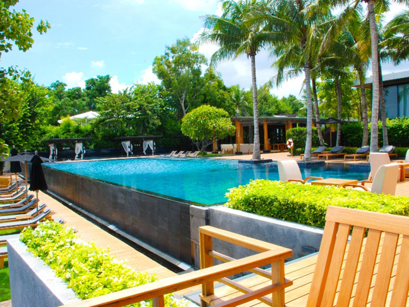 Hotels Nearby V Villas Hua Hin