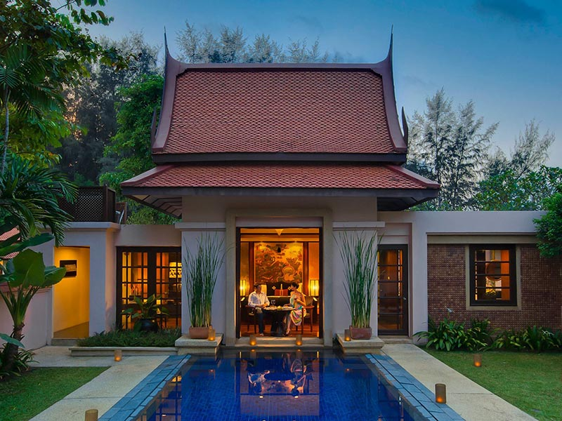 Hotels Nearby Banyan Tree Phuket
