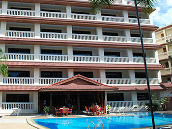 The Residence Garden Pattaya