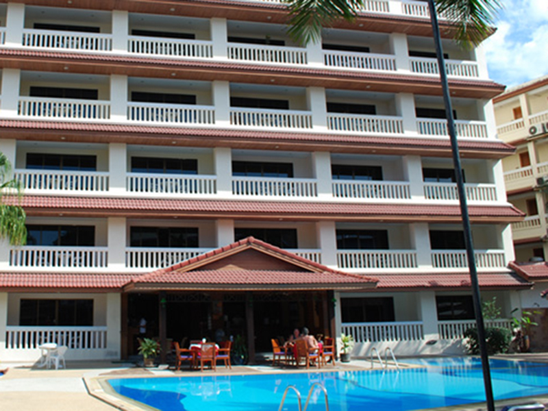 Hotels Nearby The Residence Garden Pattaya