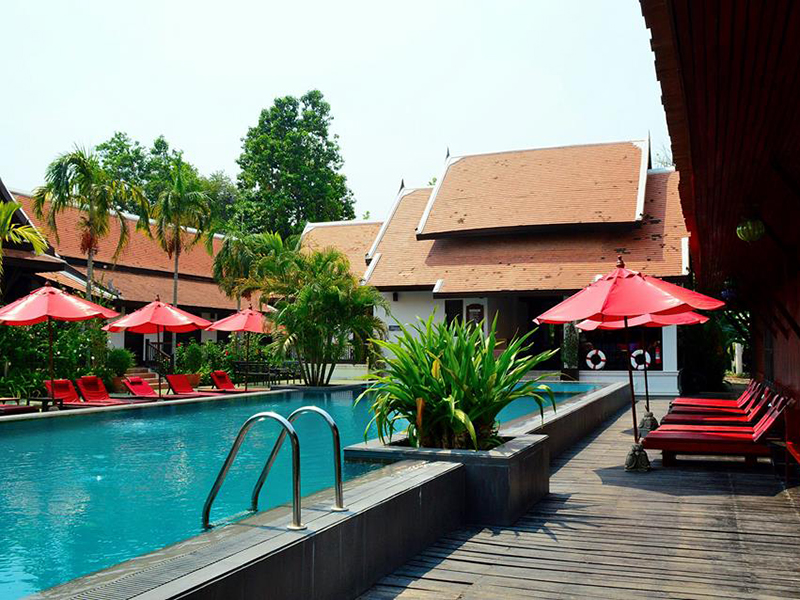 Image Hotel The Legendha Sukhothai Resort