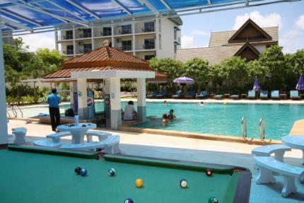 Chalong Beach Hotel and Spa
