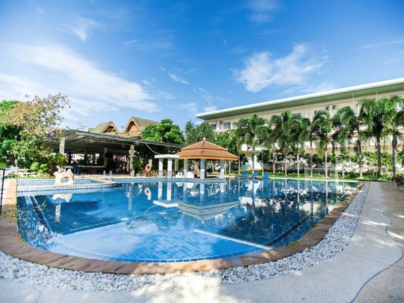 Hotels Nearby Chalong Beach Hotel and Spa