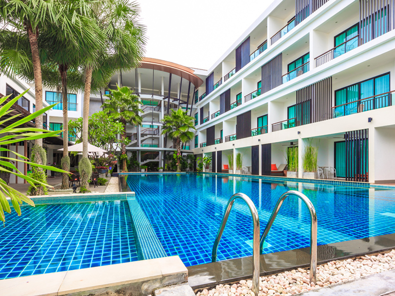 Hotels Nearby The Pago Design Phuket