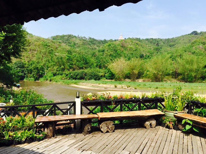 Thaton River View