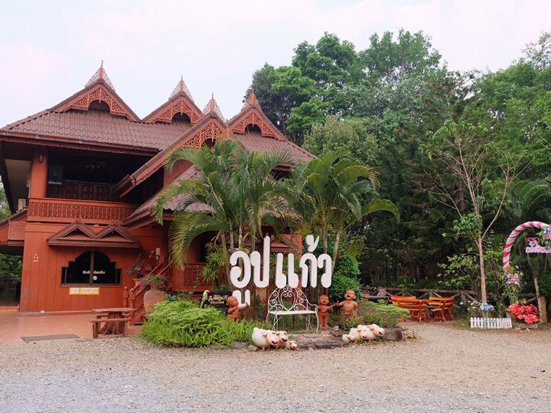 Oopkaew Resort