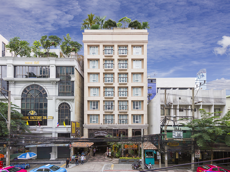 Image Hotel The Siam Heritage