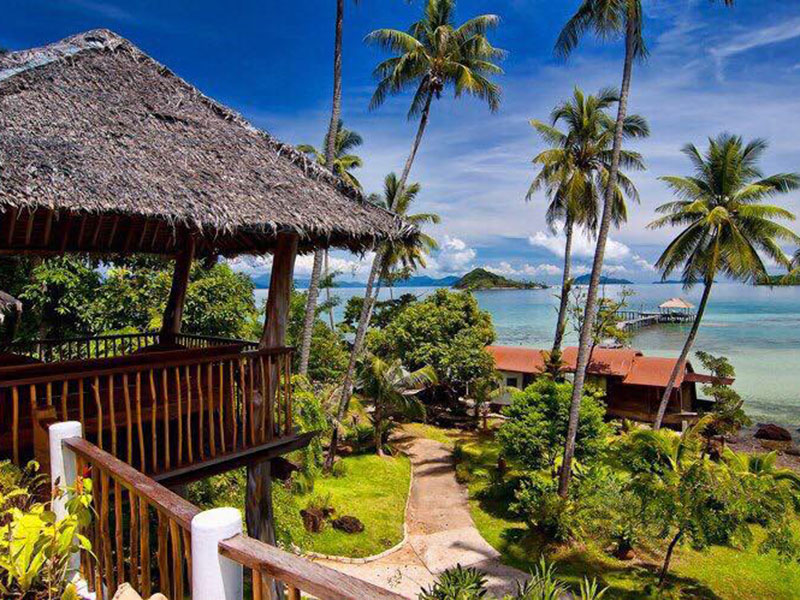 Hotels Nearby Koh Mak Cococape
