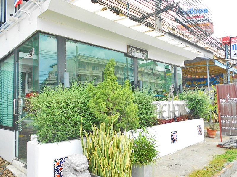 Hotels Nearby The Herbs Hua Hin
