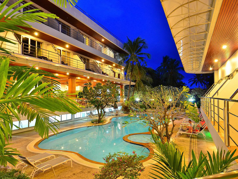 Samui First House Hotel