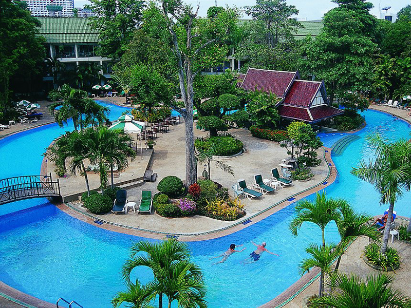 Hotels Nearby The Green Park Resort