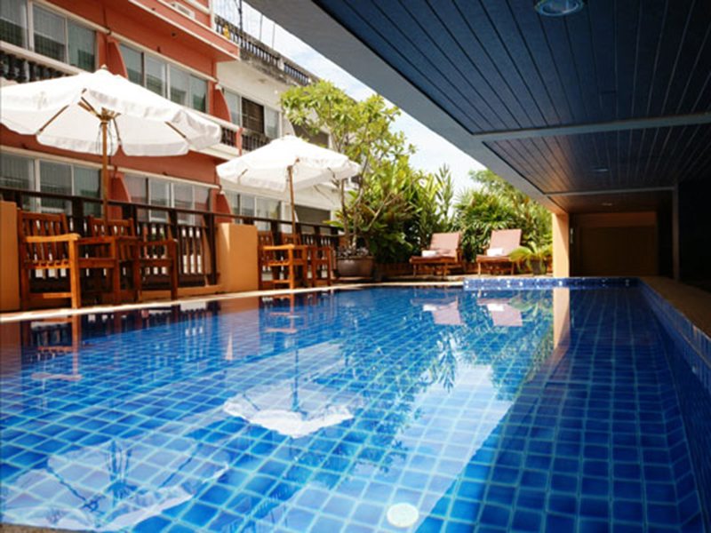 Hotel Berdekatan Seaside Jomtien Beach