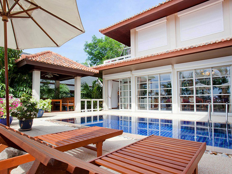 Hotels Nearby Villa Ruedi Phuket