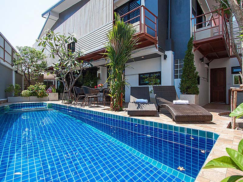 Image Hotel Triple B House Pattaya