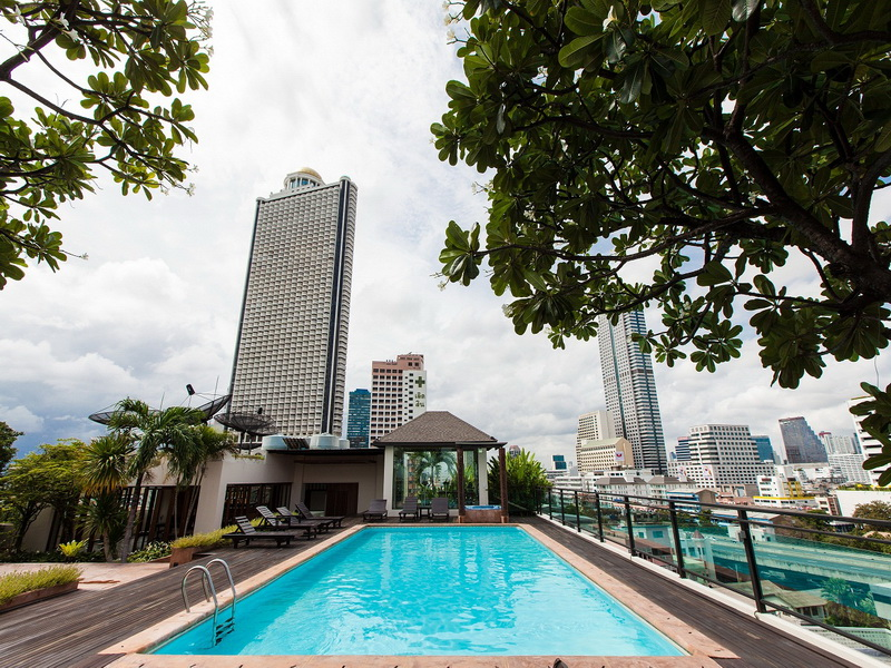 The Grand Sathorn Hotel