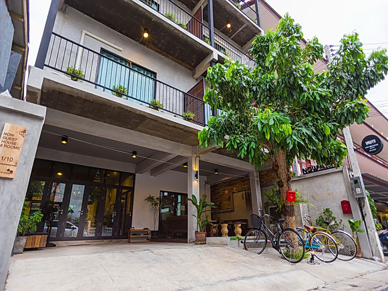 Hotels Nearby Now Chiang Mai Guest House