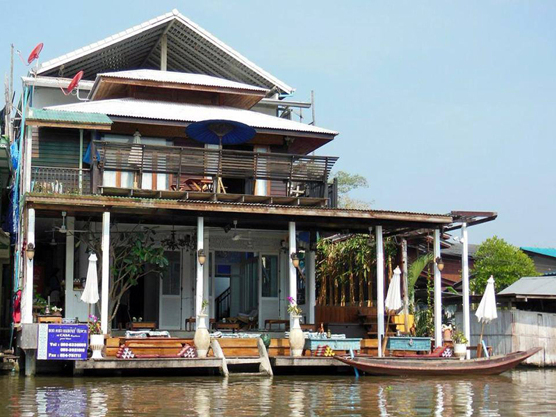 Hotels Nearby At Casa Guesthouse Amphawa