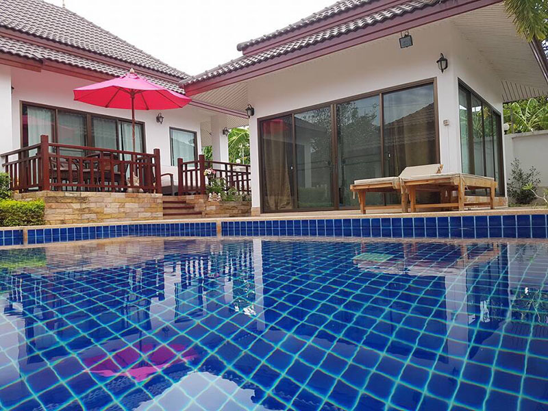 Hotels Nearby Yada Pool Villa