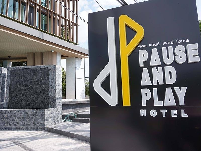 Hotels Pause and Play Hotel